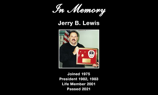 In Memory Jerry Lewis
